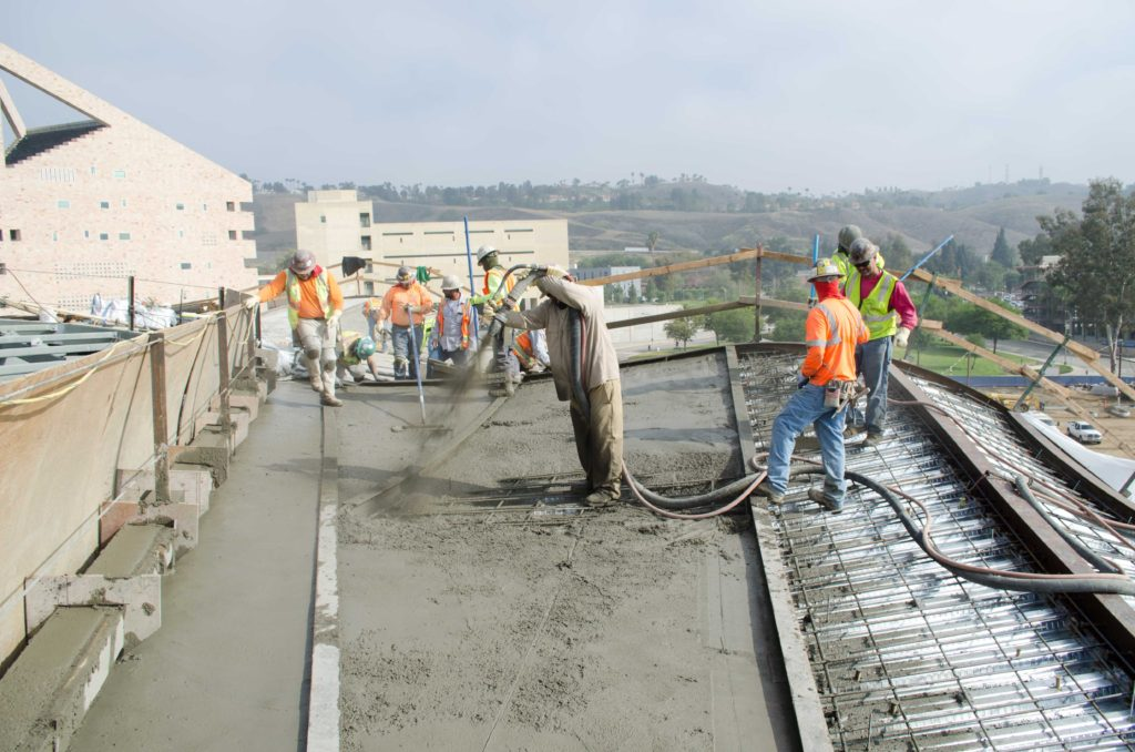 Cal Poly Pomona Student Services Building – NMN Construction